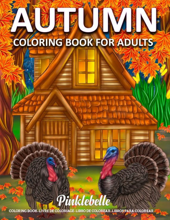 Autumn-Coloring-Book-by-Pinklebelle