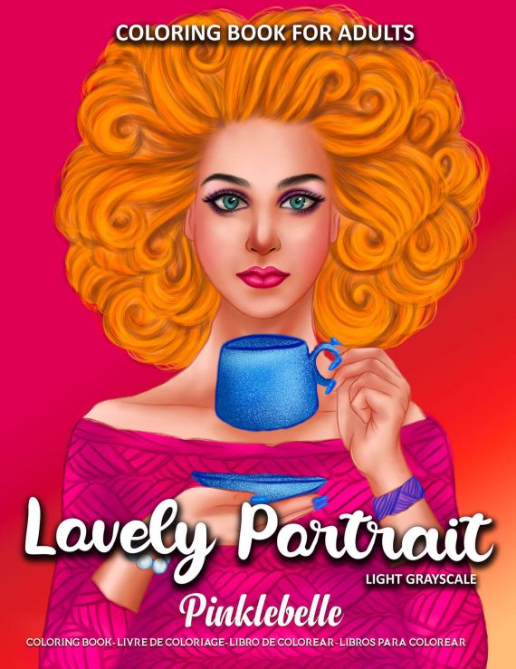 Lovely-Portrait-Coloring-Book-by-Pinklebelle