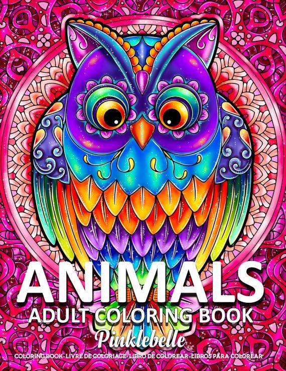 Mandala-Animals-Coloring-Book-by-Pinklebelle