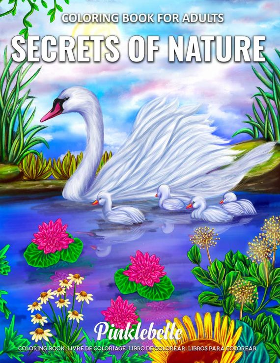 Secrets of Nature by Pinklebelle